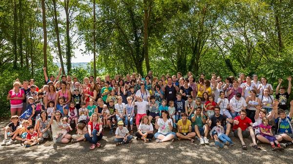 Gruppen-Foto für HP