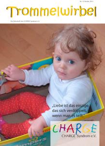 Titelblatt Trommelwirbel Nr. 15