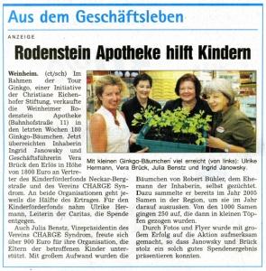 04_Weinheimer_Nachrichten_Spende_Juli_2007_klein